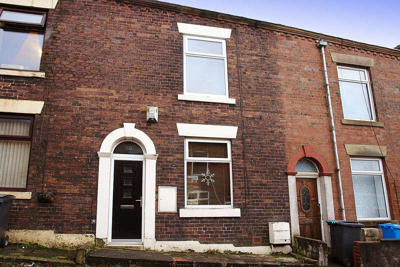 2 Bedrooms Terraced House for sale in 18 Dickens Street, Moorside