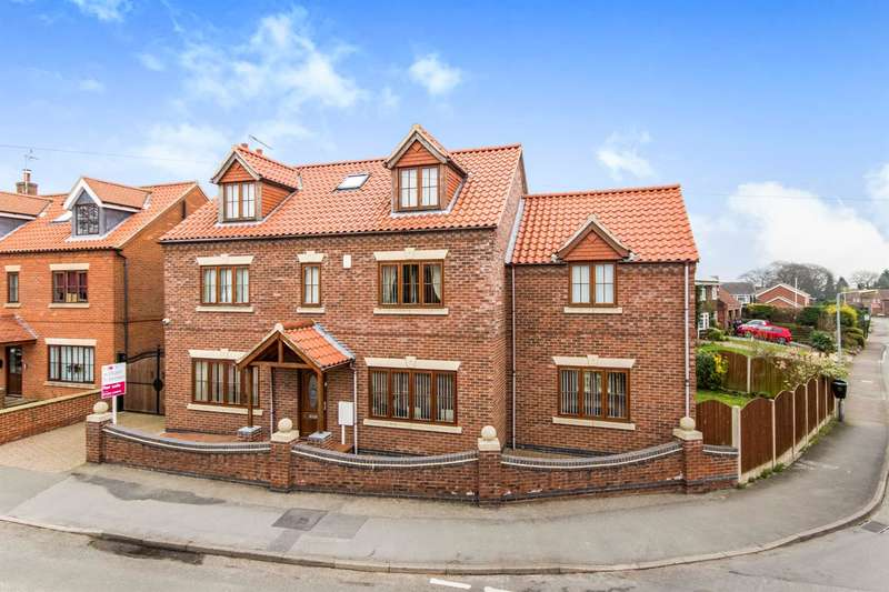 5 Bedrooms Detached House for sale in Newcastle Street, Tuxford, Newark, NG22