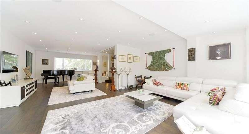 3 Bedrooms Terraced House for sale in Logan Place, Kensington, London, W8