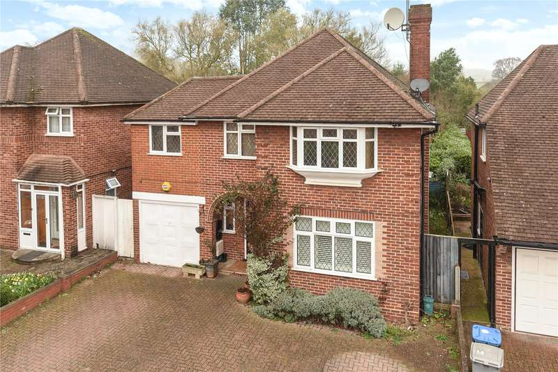 4 Bedrooms Detached House for sale in Amery Road, Harrow, Middlesex, HA1