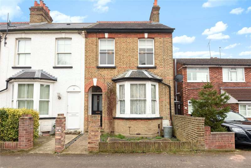 2 Bedrooms Semi Detached House for sale in Alexandra Road, Uxbridge, Middlesex, UB8