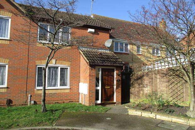 2 Bedrooms Semi Detached House for sale in Faraday Close, Upton Grange, NN5