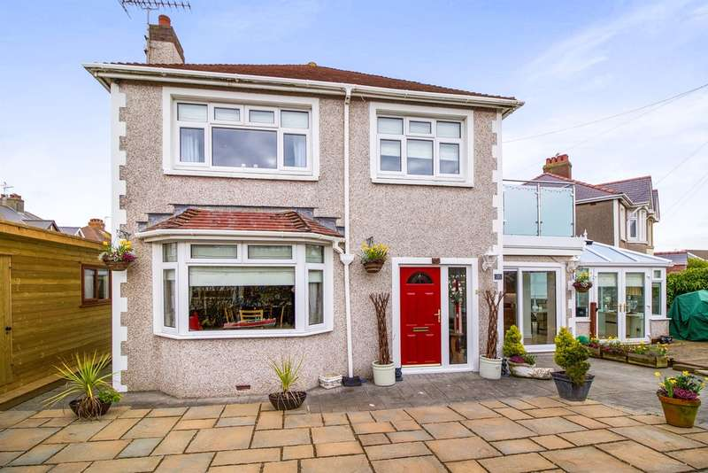3 Bedrooms Detached House for sale in Nicholls Avenue, Porthcawl