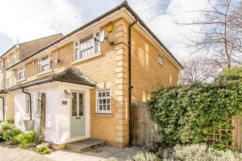 2 Bedrooms House for sale in Bedser Close, Oval, SE11