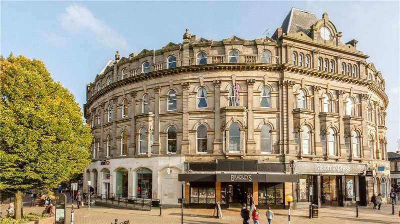 3 Bedrooms Apartment Flat for sale in Prospect Crescent, Harrogate, HG1