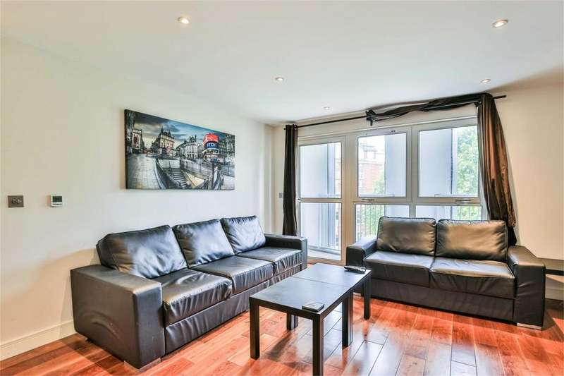 2 Bedrooms Flat for rent in The Link, N1