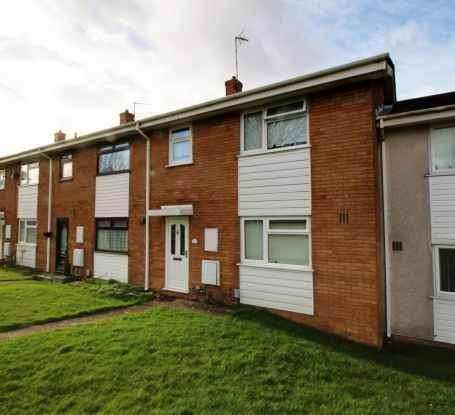 3 Bedrooms Terraced House for sale in Saint David's Close, Swansea, West Glamorgan, SA4 6JX