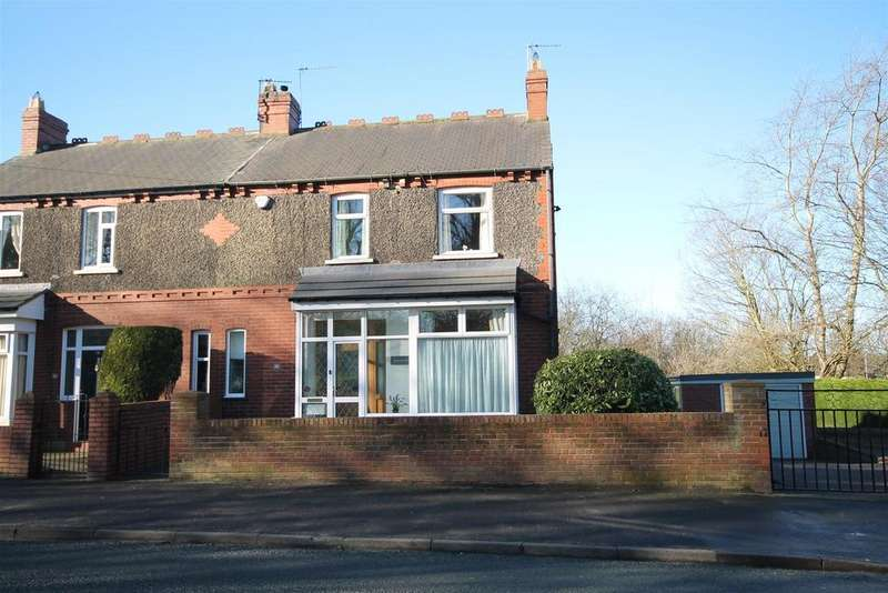 3 Bedrooms Semi Detached House for sale in North Road, Spennymoor