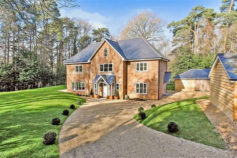 5 Bedrooms House for sale in Hill Brow Rd, Hill Brow, Hampshire, GU33