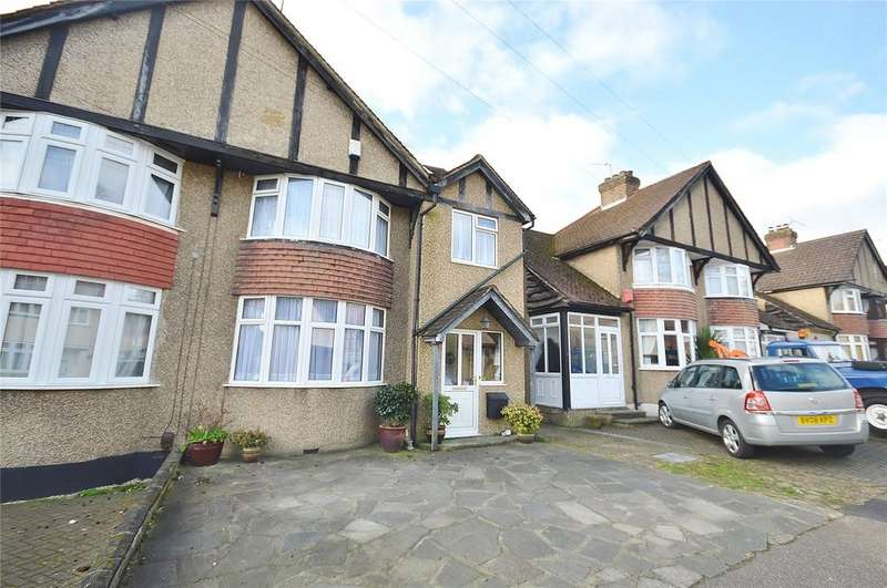 4 Bedrooms Semi Detached House for sale in Holland Gardens, Garston, Hertfordshire, WD25