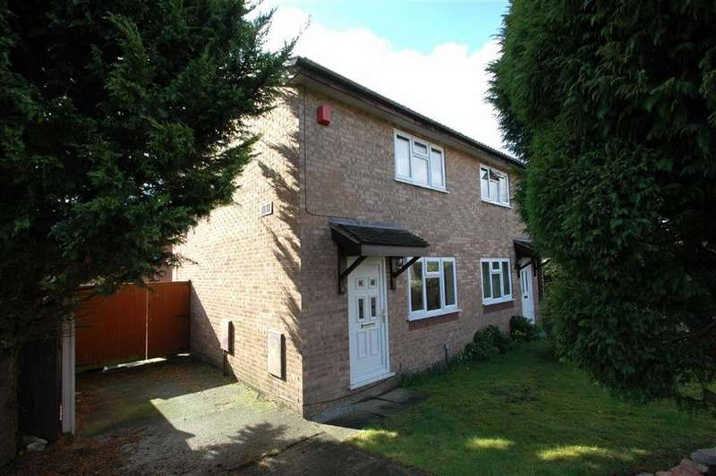 2 Bedrooms Semi Detached House for sale in Blake Close, Blacon, Chester