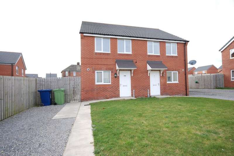 3 Bedrooms Semi Detached House for sale in Forest Road, Highfield Park