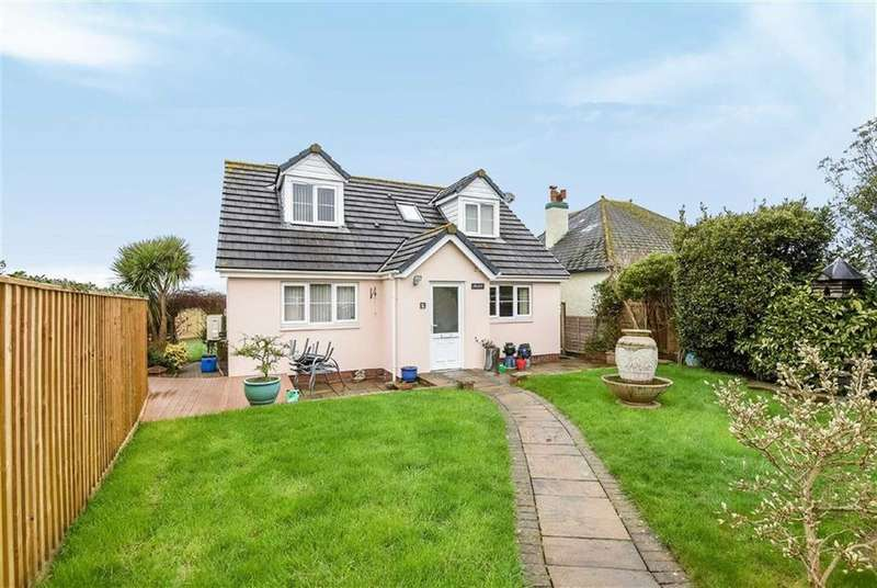 3 Bedrooms Detached House for sale in West Yelland, Barnstaple, Devon, EX31