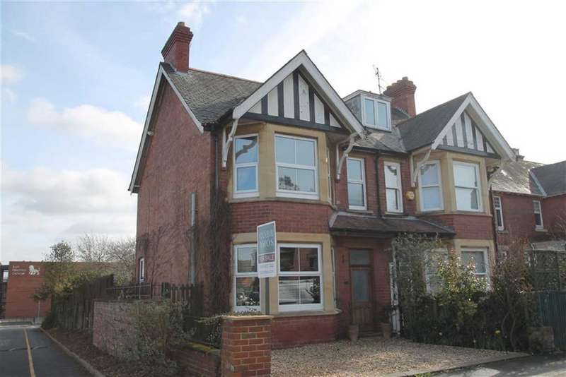 4 Bedrooms Semi Detached House for sale in South Street, LEOMINSTER, Leominster, Herefordshire