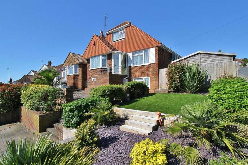 5 Bedrooms Detached House for sale in Burnham Close, Woodingdean