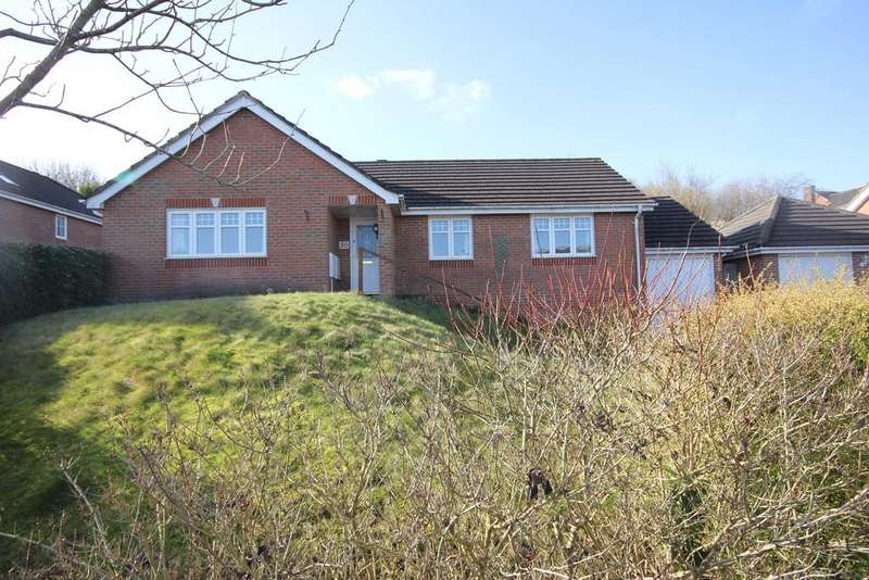 3 Bedrooms Detached Bungalow for sale in LIME KILN WAY, SALISBURY, WILTSHIRE