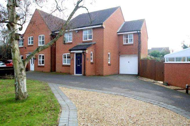 4 Bedrooms Detached House for sale in Youens Drive, Thame, OX9