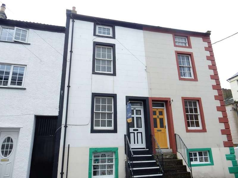 3 Bedrooms Terraced House for sale in Kirkby Street, Maryport
