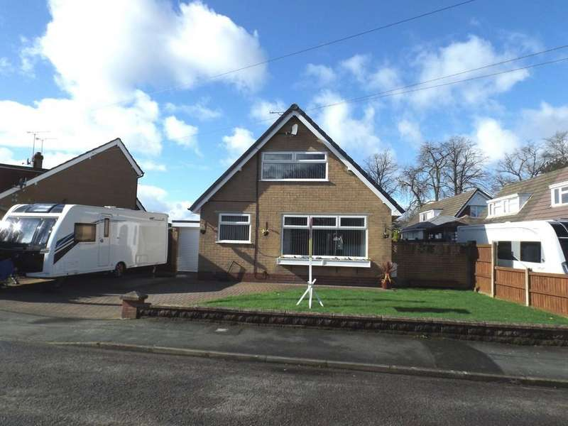 2 Bedrooms Detached House for sale in Kingsley Road, Haslington