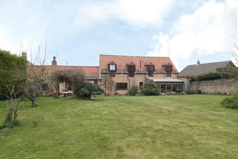 4 Bedrooms Barn Conversion Character Property for sale in Woodsetts Road, Gildingwells