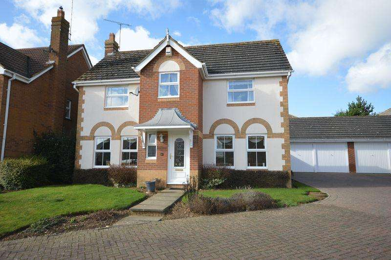 4 Bedrooms Detached House for sale in Gatehill Gardens