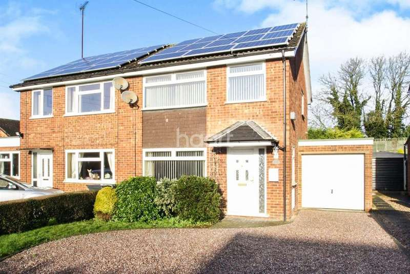 3 Bedrooms Semi Detached House for sale in Paddocks Road, Rushden