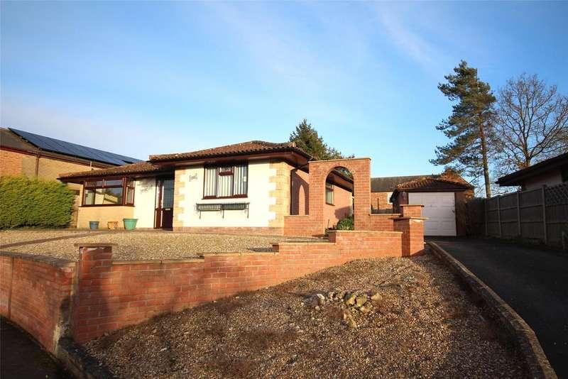 2 Bedrooms Detached Bungalow for sale in Villa Close, Branston, LN4