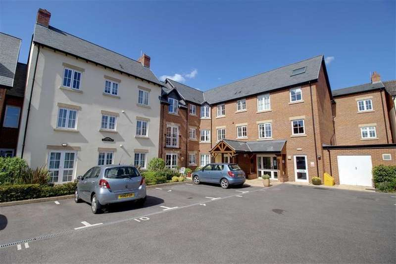 1 Bedroom Retirement Property for sale in Daffodil Court, Newent, Gloucestershire