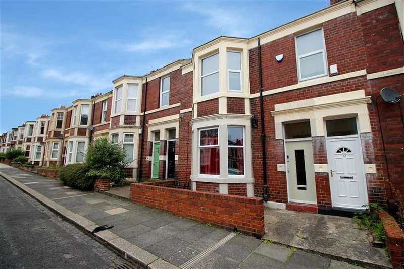 2 Bedrooms Flat for sale in Shortridge Terrace, Newcastle Upon Tyne, NE2
