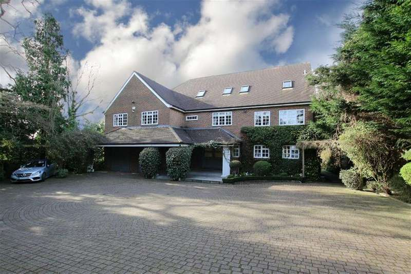 7 Bedrooms Detached House for sale in Marsh Lane, Mill Hill, London