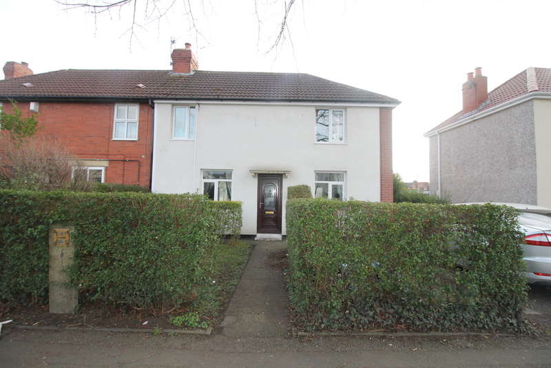 3 Bedrooms Semi Detached House for sale in Victoria Road, Bentley, Doncaster