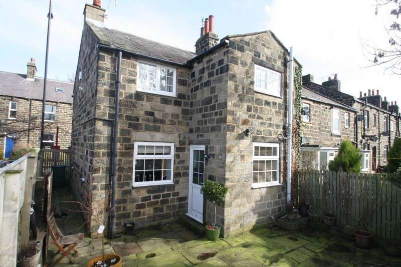 2 Bedrooms End Of Terrace House for sale in WEST TERRACE, BURLEY IN WHARFEDALE, LS29 7JG