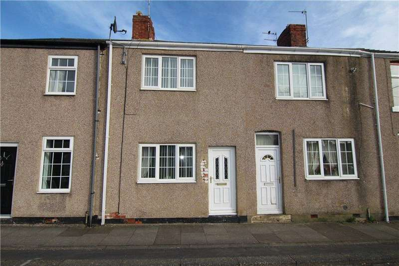 2 Bedrooms Terraced House for sale in Newhouse Road, Esh Winning, Durham, DH7