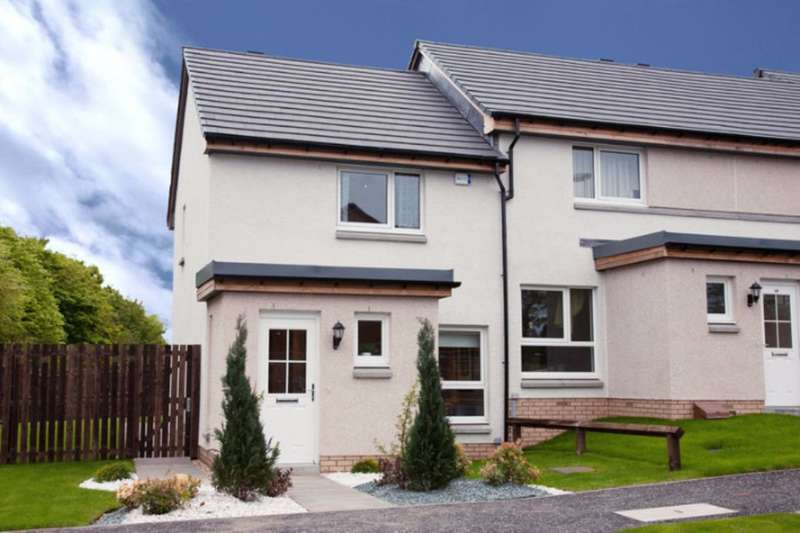 3 Bedrooms Semi Detached House for sale in The Jay Woodland Grange, Dalkeith, EH22