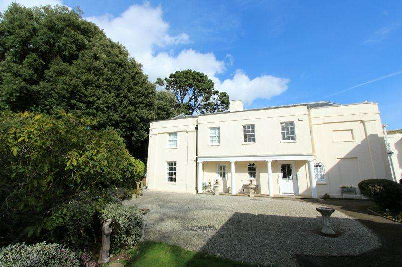 1 Bedroom Ground Flat for sale in Sidmouth