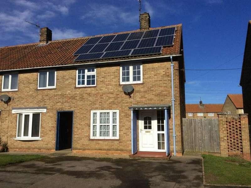 3 Bedrooms End Of Terrace House for sale in Matson Road, Bridlington, E Yorkshire, YO16 4SZ
