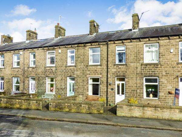 3 Bedrooms Terraced House for sale in 8 Crag View, Sutton in Craven BD20 7QE