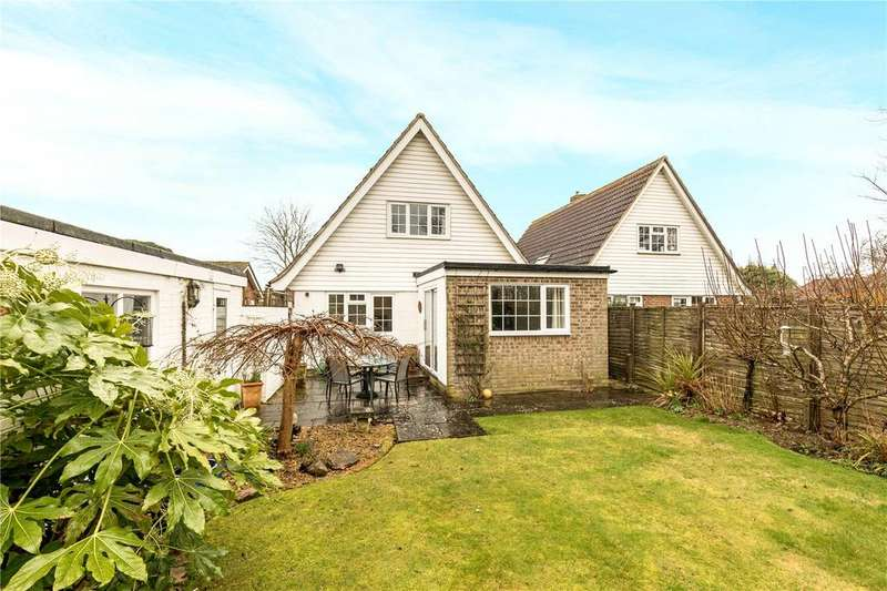 2 Bedrooms Detached House for sale in Elmstead Park Road, West Wittering, Chichester, West Sussex
