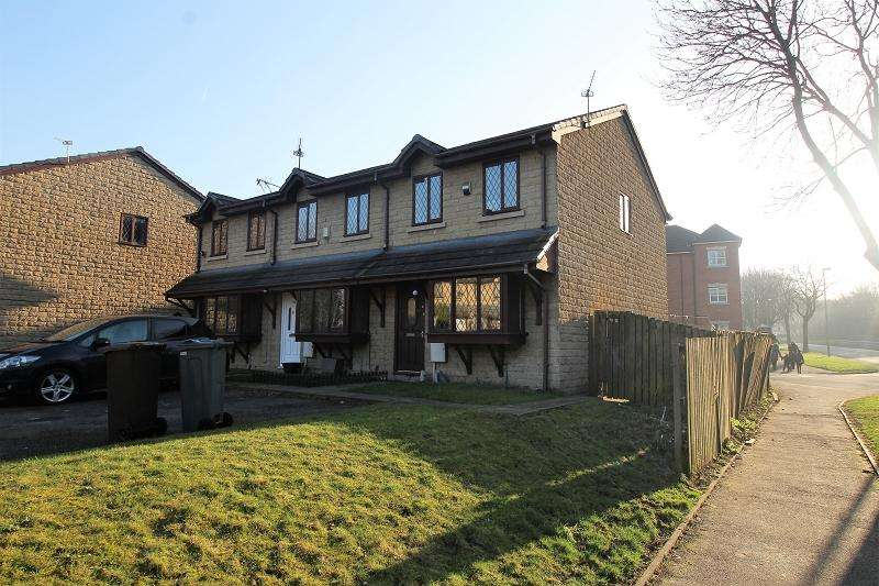 3 Bedrooms End Of Terrace House for sale in Greenwood Road, Wythenshawe, Manchester. M22 8BF