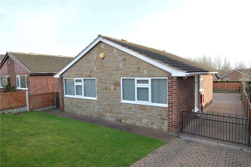 2 Bedrooms Detached Bungalow for sale in Tatefield Grove, Kippax, Leeds, West Yorkshire