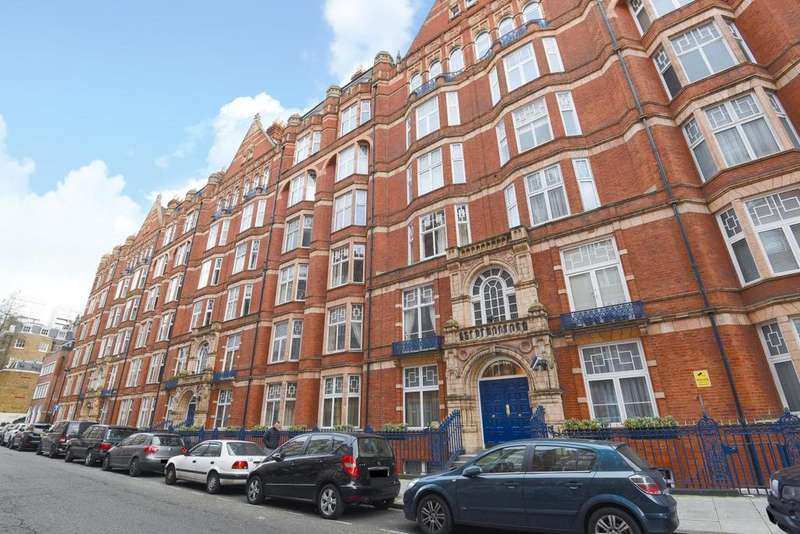 2 Bedrooms Flat for sale in Bickenhall Street, Marylebone, W1U