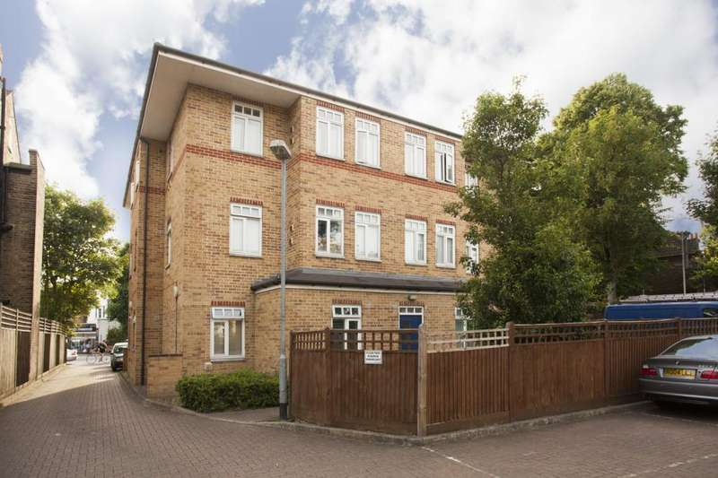 2 Bedrooms Flat for sale in Locarno Court, 1 Eardley Road, Streatham, SW16