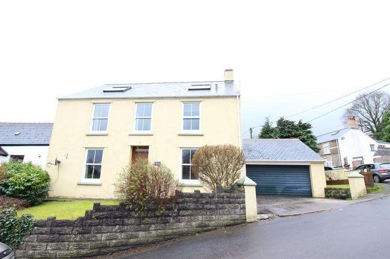 3 Bedrooms Detached House for sale in Church Street, Machen, Caerphilly