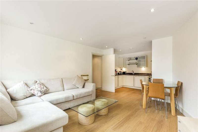2 Bedrooms Flat for sale in Percy Laurie House, 217 Upper Richmond Road, London, SW15