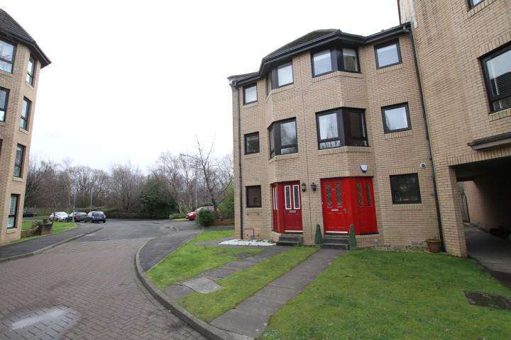 3 Bedrooms Town House for sale in 58 Bellshaugh Gardens, Kelvinside, G12 0SA