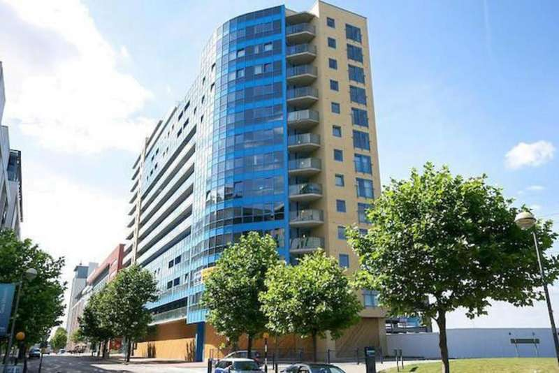 1 Bedroom Apartment Flat for sale in Westgate Apartments, Western Gateway, E16 London