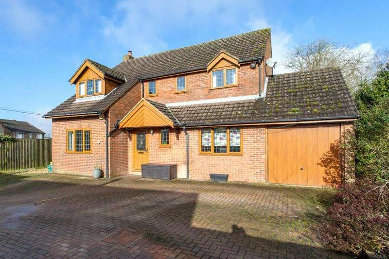 4 Bedrooms Detached House for sale in Main Road, Lacey Green, Buckinghamshire, HP27