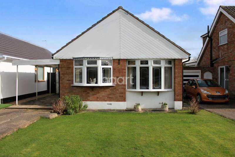 3 Bedrooms Bungalow for sale in Leamington Road, Hockley