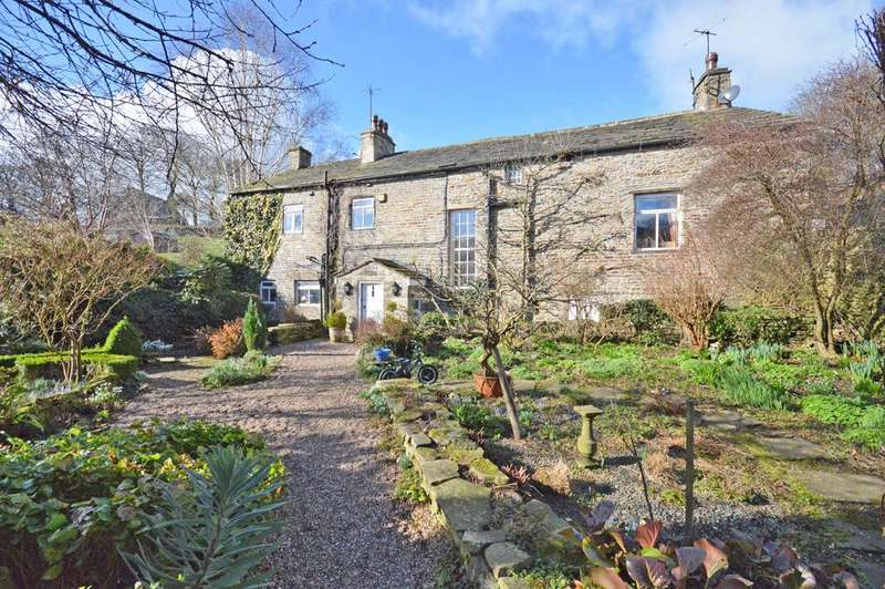 4 Bedrooms Detached House for sale in The Old Tannery, West Lane, Cononley,