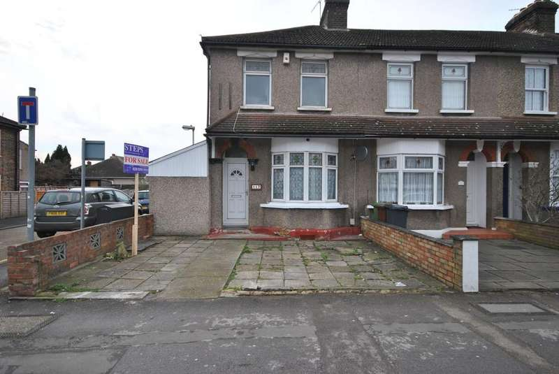 2 Bedrooms End Of Terrace House for sale in Whalebone Lane South, Dagenham
